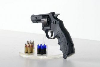 SNT모티브, 스마트 권총 중동에 수출