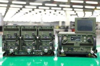 LIG넥스원, 차세대 군용 무전기 TMMR 2차 납품 완료