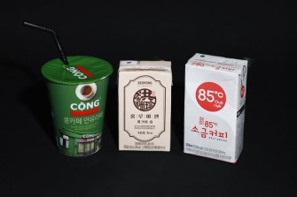 [편털] 해외의 맛! 高카페인 음료 3종 리뷰