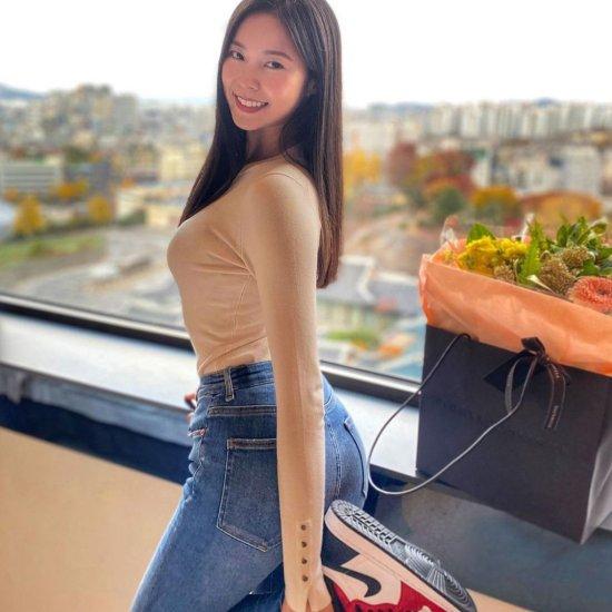 김주희 '환한 미소'