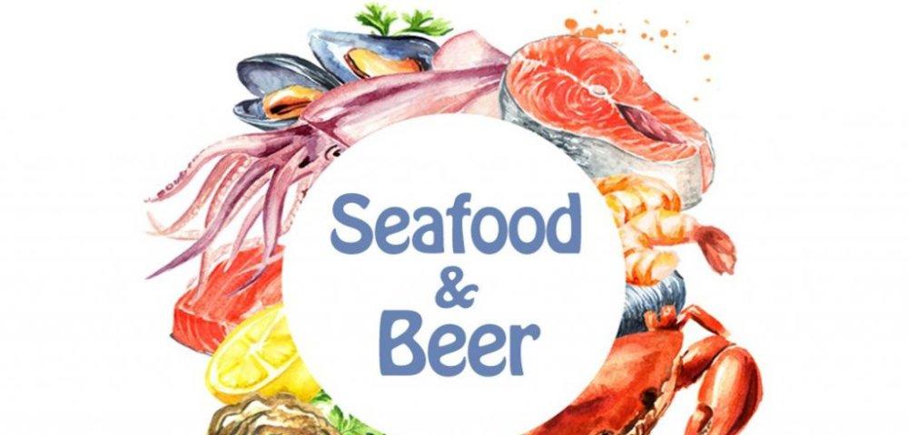 이제야 이걸! 해산물과 맥주의 조합