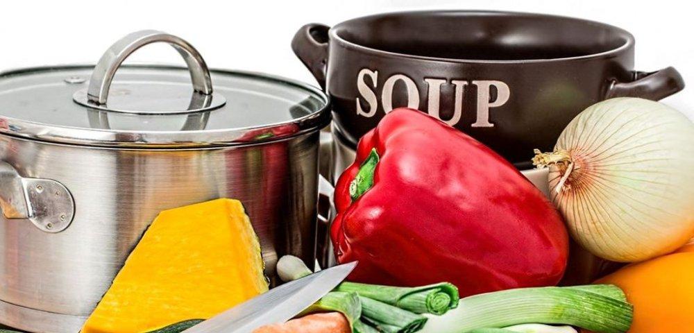 과음한 자, 수프를 마셔라!