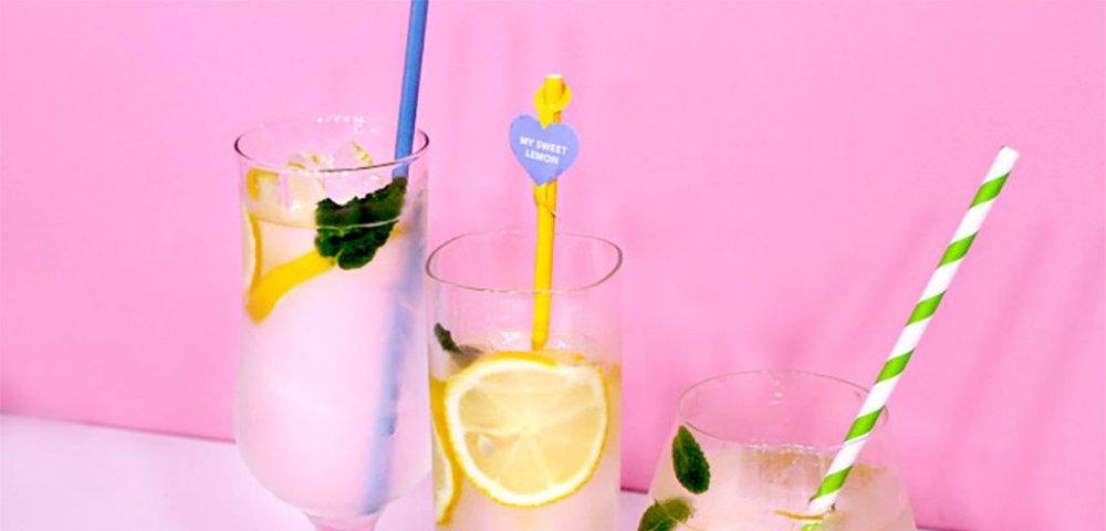 한국 술로 만들어본 하이볼 3종