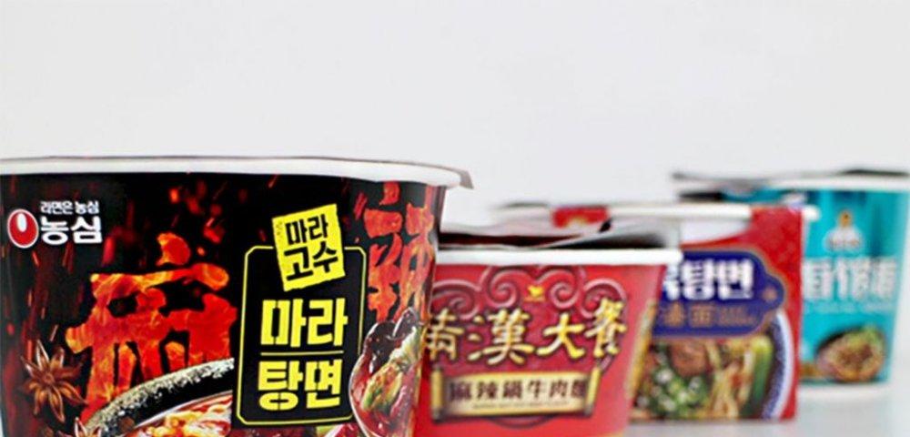 중국식 컵라면, 종류별 비교 분석!