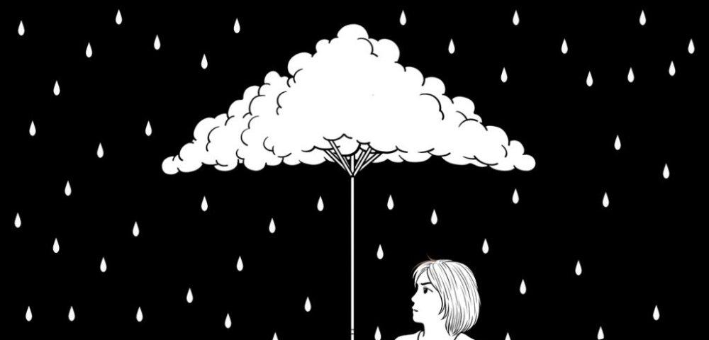 흐린 날, 우울함과 식욕이 폭발하는 이유