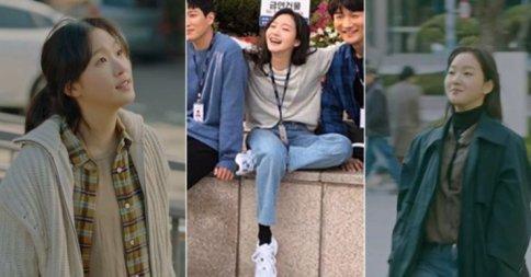 '더 킹' 김고은 패션, 데일리룩으로 활용하기!