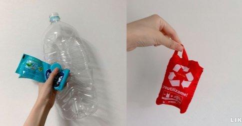 플라스틱 줄이기 캠페인, 에디터도 슬쩍 참여해 봄!