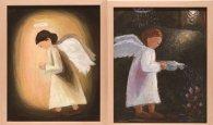 """""""작품 속에  천사의 이미지를 담아내고 싶었다"""""""