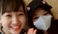 [#별별샷]'엄청난 친화력' NGT48 '야마다 노에'…'사에'와 함께 스마일