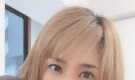 아오이 소라, '금발 + 숏컷' 시선 강탈하는 비주얼 화제