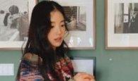 기은세, 집안에서 펼치는 패션쇼 '매일매일이 화보촬영'