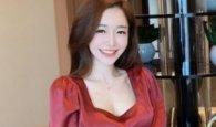 '<em>또치아나</em>' 박윤미, 고급스러운 투피스 입고 우아한 한컷 '예쁨한가득'