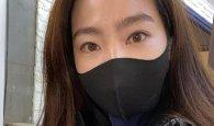 """'♥이지성' 차유람, """"패딩이 가볍고 따뜻해요"""" 데일리룩 자랑"""
