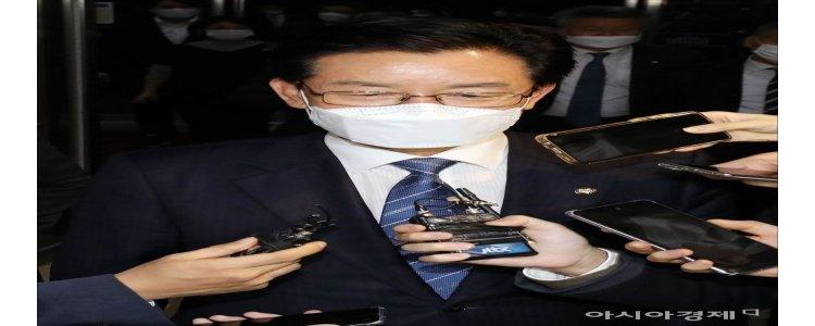 '회계부정 의혹' 정정순 체포동의안 가결
