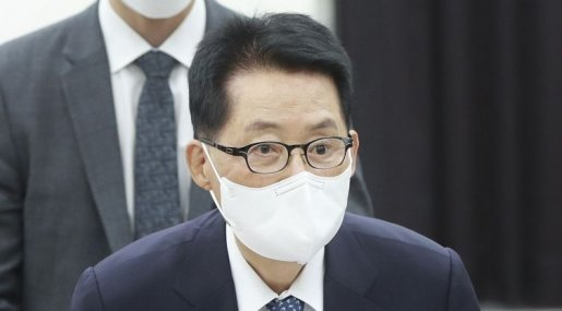 """박지원 """"국정원 정치로 끌어들이려는 것 유감"""""""