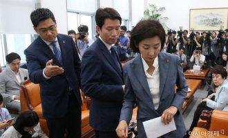 국회, 한국당 합의 뒤집기에 다시 안개 속