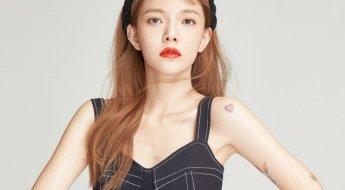 "AOA 지민, 여리여리한 보디라인 ""몸 피부 중요하다""(화보)"