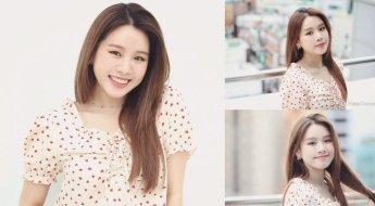 '나인틴'으로 데뷔한 태국 출신 가수 나띠