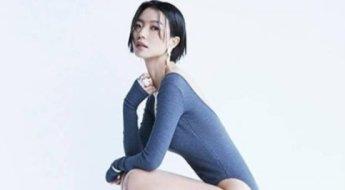 안영미, 세미 누드 화보가 왜 일본 왁싱숍에?