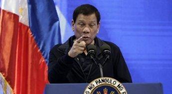 두테르테 필리핀 대통령