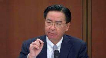 대만 외교부장