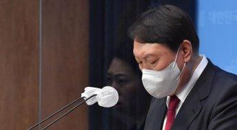 윤석열의 두 번째 대국민 호소…'정권교체' 6번 언급