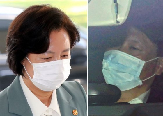 """추미애 """"검찰총장, 장관 지휘 따른 것 당연"""""""