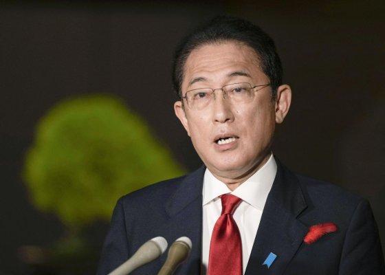 """정부, 기시다 총리에""""원전 오염수 방류 결정 우려""""입장 전달"""