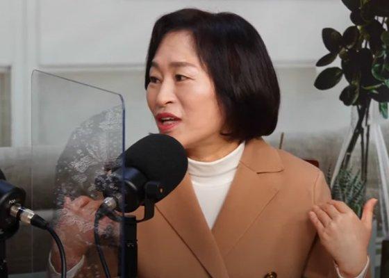 """'정신과 의사' 원희룡 부인 강윤형""""이재명, 소시오패스 전형"""""""