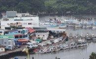 태풍 '다나스' 북상… 해경 비상근무 돌입