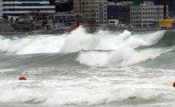 5호 태풍 다나스 피해…이재민 9명·부상자 1명 발생