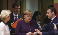 EU 회원국 정상들, 브렉시트 후 첫 장기 예산안 논의서 충돌