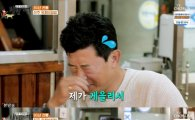"""'백반기행' 박상민 """"2세? 게을러서 늦어졌다…쫓겨나기 직전"""""""