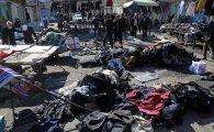 바이든 취임 직후 바그다드서 자살폭탄테러…140여명 사상