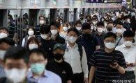 40도 폭염·델타 변이…일회용 마스크 딜레마