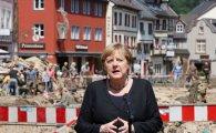 독일 라인강 홍수, 물관리 실패 인재 논란