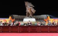 표현 수위 조절한 김정은…'핵 억제력' 언급 없었다