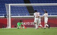 김학범호, 멕시코에 6실점 참패…올림픽 2대회 연속 4강 좌절
