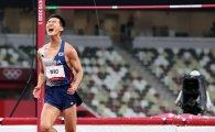 [속보]우상혁 남자 높이뛰기 한국신기록…2m35