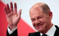 독일 총선서 '중도좌파' 사민당 승리…정부구성 안갯속
