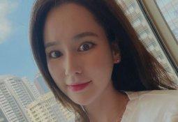 """'안정환♥' 이혜원, 의미심장 글 """"이렇게 살면 행복할까?"""""""