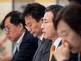 [포토]모두발언하는 김용범 기획재정부 1차관