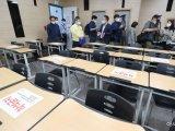 [포토]교육부, 대치동 학원가 점검
