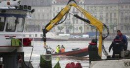 헝가리 유람선 침몰