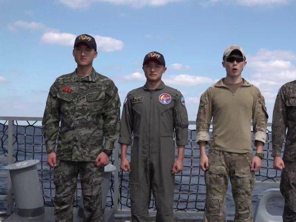 [양낙규의 Defence video]호르무즈해협 도착한 청해부대의 새해 인사