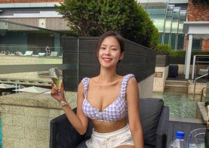김주희 '반전매력'